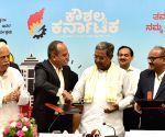 Siemens signs MoU with Karnataka Government