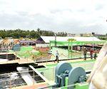 Karnataka CM Siddaramaiah inaugurates Sewage Water Treatment Plant