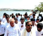 Karnataka CM inspects city rounds