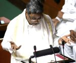 Siddaramaiah presents budget for FY 2018-19