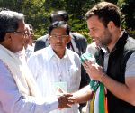 Rahul Gandhi in Bengaluru