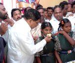G. Parameshwara's 63rd birthday