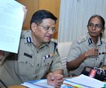 Karnataka DGP-IGP Neelamani Raju's press conference