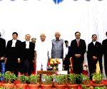 Five additional judges for Karnataka High Court sworn in