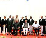 Seven full time Judges, five additional judges of Karnataka HC take oath