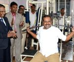Multi Gym inaugurated at Government Dental College