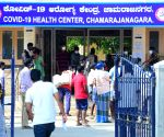 Karnataka logs in 39,998 new Covid cases, 517 deaths