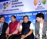 "5th Global Exhibition on Services 2019"" Curtain raiser"