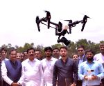 Karnataka Govt. launches pilot project use UAVs in Agriculture, Policing