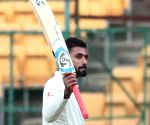 Ranji Trophy - Second semi-final - Karnataka and Saurashtra