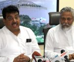Rajendra Singh - M. B. Patil's press conference