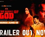 Karthi launches the slick, action-packed trailer of aha's crime thriller web series, 'In the Name of God