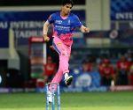 Kartik Tyagi helps Rajasthan Royals beat Punjab by two runs