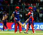 Karun Nair of the Delhi Daredevils in action