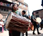 The Bajrayogini festival