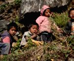NEPAL TATOPANI THAMI VILLAGE EARTHQUAKE ORPHAN SURAJ THAM FEATURE