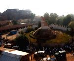 NEPAL KATHMANDU EARTHQUAKE ANNIVERSARY MEMORIAL PROGRAM
