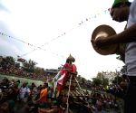 NEPAL-KATHMANDU-GAHANA KHOJNE JATRA FESTIVAL