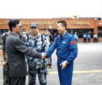 NEPAL KATHMANDU EARTHQUAKE CHINA AIR FORCE AID