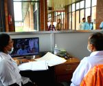 Ebola Virus help desk