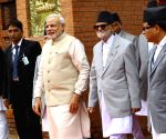 Nepal: Indian Prime Minister Narendra Modi arrived at Kathmandu, for a two-day official visit