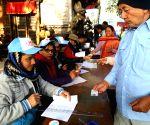 NEPAL-KATHMANDU-PROVINCIAL, PARLIAMENTARY ELECTIONS