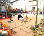 NEPAL-KATHMANDU-BASANTA PANCHAMI FESTIVAL