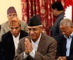 NEPAL KATHMANDU PRIME MINISTER RESIGNATION