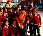 NEPAL-KATHMANDU-GUINNESS WORLD RECORDS-YOUNGEST MOVIE DIRECTOR
