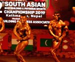 NEPAL-KATHMANDU-12TH SOUTH ASIAN BODYBUILDING CHAMPIONSHIP 2019