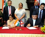 3rd Nepal-India Joint Commission meeting in Kathmandu