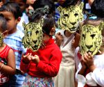 NEPAL-KATHMANDU-INTERNATIONAL TIGER DAY