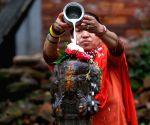 NEPAL KATHMANDU SHRAWAN SOMVAR PRAYERS