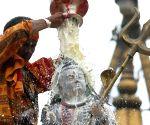 NEPAL KATHMANDU SHRAWAN PRAYERS