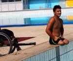 NEPAL-KATHMANDU-NATIONAL DISABLED SWIMMING COMPETITION