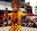 NEPAL-KATHMANDU-BHADRAKALI KHADGA SIDDHI JATRA