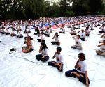 NEPAL-KATHMANDU-INTERNATIONAL YOGA DAY