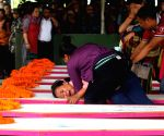 NEPAL KATHMANDU AFGHANISTAN SUICIDE BOMB ATTACK MOURNING