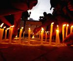 NEPAL-KATHMANDU-TALIBAN BOMB ATTACK-CANDLE LIGHT VIGIL