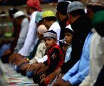NEPAL KATHMANDU EID AL FITR CELEBRATION