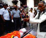 NEPAL KATHMANDU U.S. HELICOPTER CRASH BODIES