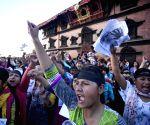 NEPAL KATHMANDU CHILD RAPE PROTEST