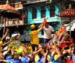 NEPAL KATHMANDU FESTIVAL