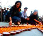 NEPAL KATHMANDU EARTH HOUR