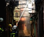 NEPAL KATHMANDU FIRE ACCIDENT