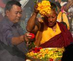 NEPAL-KATHMANDU-BUDDHA JAYANTI FESTIVAL