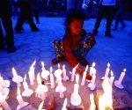 NEPAL KATHMANDU EARTHQUAKE ONE MONTH