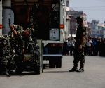 280519) NEPAL-LALITPUR-NEPALESE ARMY BOMB DISPOSAL SQUAD
