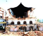 NEPAL KATHMANDU EARTHQUAKE SCHOOLS CLOSED