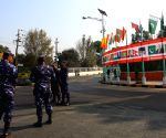 Kathmandu (Nepal): Security beefed-up at SAARC summit